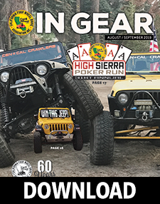 Download the August-September 2019 edition of the In Gear