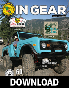 Download the June-July 2019 edition of the In Gear