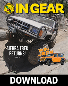 Download the April/May 2021 edition of the In Gear
