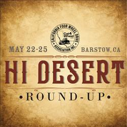 Hi Desert Round-Up 2020