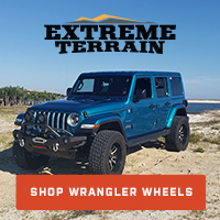 Shop for wheels at Extreme Terrain